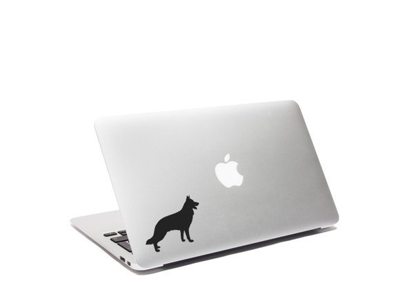 German Shepherd Vinyl Decal Sticker Car Laptop & More!