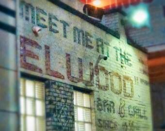Detroit Phography, Mid Century Art, 1950s Art, Detroit Vintage Art, Classic Downtown Detroit, Urban Art Print, Fine Art Photo