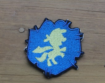 Cutie Mark Crusader iron-on patch