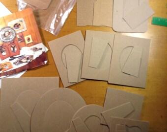 Frame Kits - variety lot of 13