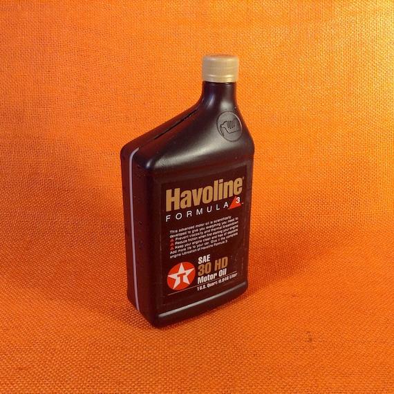 Sae 30 Oil >> Havoline Bank 1992 Olympics US Team Sponsor Coin Bank
