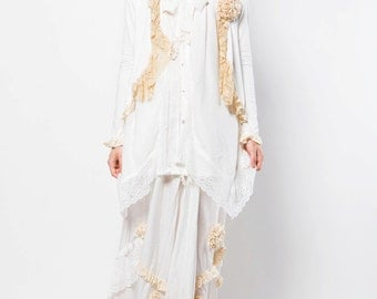 Simply Mori Girl Rosina Flowery Modest Fashion Dress