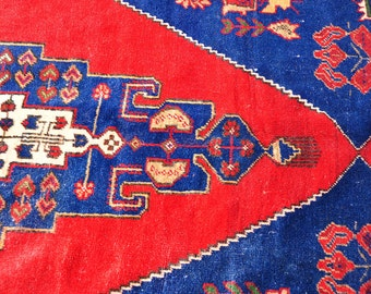 Large Turkish Taspinar Rug -- 11 ft. 9 in. by 6 ft.