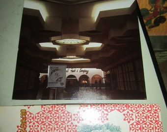 Marshall Field Christmas Box and Photograph