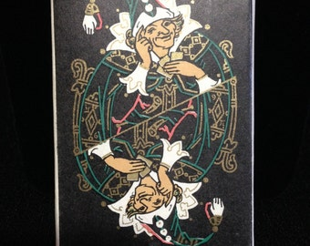 Rare Vintage Russian Jubile Playing Cards (LDP1)