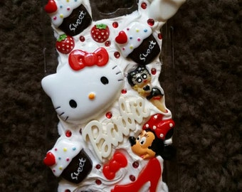Sweet whipped cream samsung galaxy note 2 case
