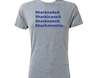 Sharknado Sharkicane - NLA Premium Heather