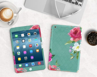 Rosey Vinyl Skin for the iPad Air 2, iPad mini , Kindle All Models , Surface Pro and RT