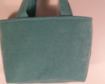 Little Seagreen purse and wallet set