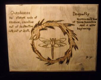 Ouroborus Dragon ouroboros Ancient ouroboros