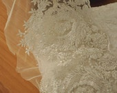 Beaded Bridal Lace Trim
