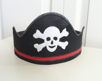 Pirate Hat Crown