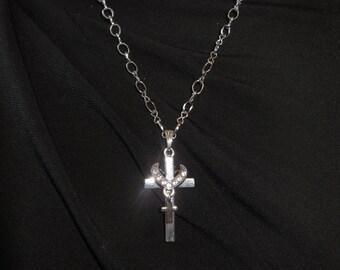 Cross w Drape Wrap