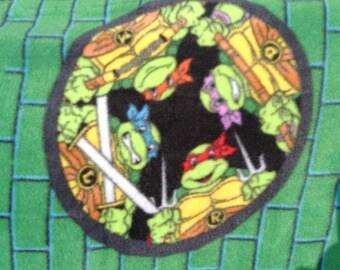Ninja Turtle Sleep Etsy
