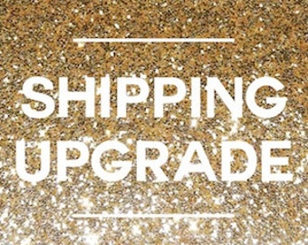 INTERNATIONAL SHIPPING UPGRADE - Registered Mail for guaranteed delivery to international customers
