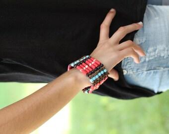 Red Bone Bracelet,