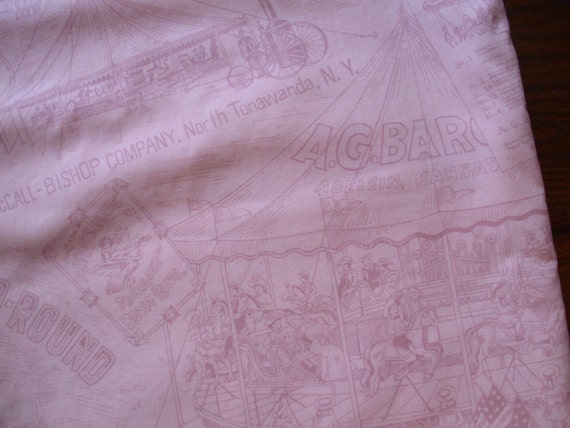 Cotton Toile Fabric Yardage Decorator Fabric Quilting