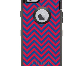 CUSTOM OtterBox Defender Case for Apple iPhone 6 6S 7 8 PLUS X 10 - Personalized Monogram - University of Mississippi Ole Miss Rebels