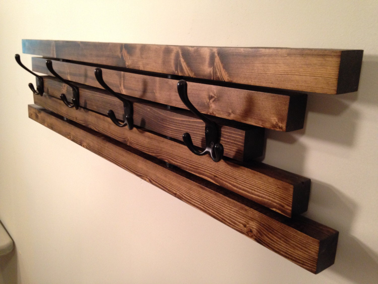 Coat Hook Rack for Wall