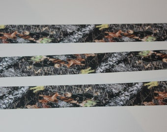 7/8 Grosgrain Real Tree Camo Ribbon