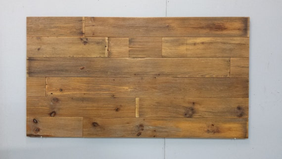 reclaimed wood headboard rustic headboard queen size. Black Bedroom Furniture Sets. Home Design Ideas