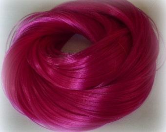 PREORDER L Hank Razzamatazz Nylon Doll Hair for OOAK Custom Monster High My Little Pony Blythe