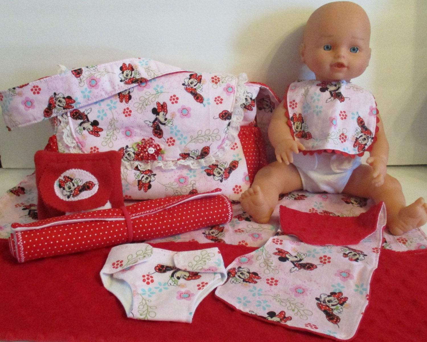 Baby Doll Diaper Bag Amp Accessories