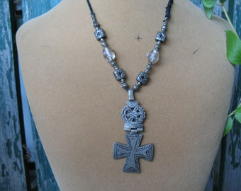 Vintage African Necklace