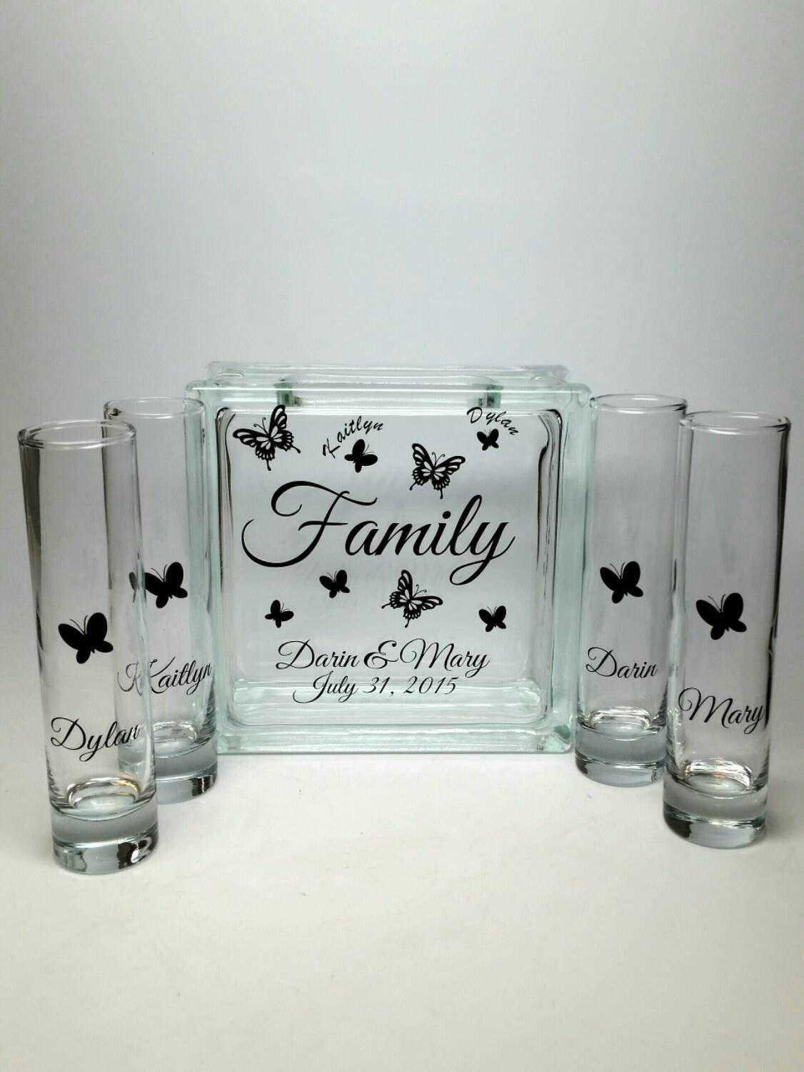 Unity Sand Set For Blended Family Blended By Thedreamweddingshop