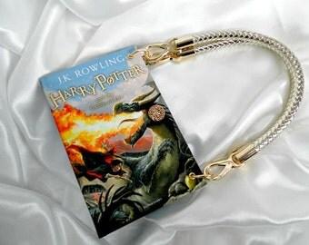 Grimms Fairy Tales Book Handbag UK Book Cover Bag Fairy