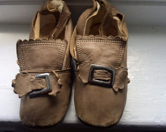 Antique Girl's Shoes
