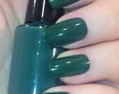 Jungle fever nail varnish - 5ml handmade indie nail polish