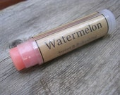 Watermelon Natural Lip Balm