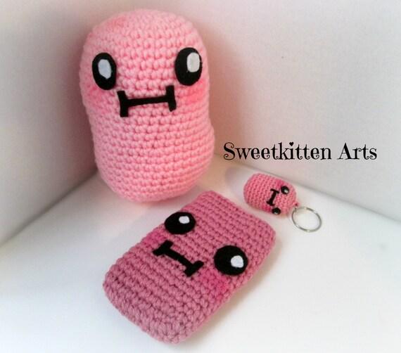 Kawaii Potato Amigurumi : Crochet Kawaii Potato Amigurumi Plushie Tablet by ...
