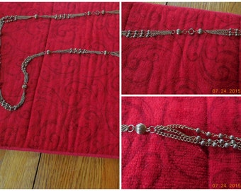 BALL and CHAIN BELT