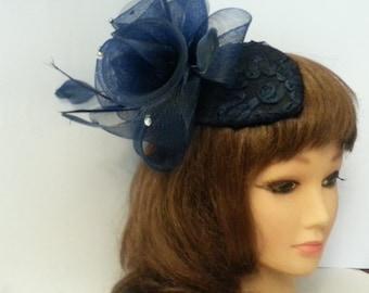 Image result for crinoline hat 1940s