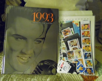 1993 Commemorative Stamp Collection