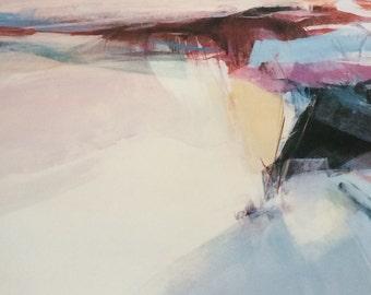 Abstract USA II - Fran Wohlfelder - poster abstract theme