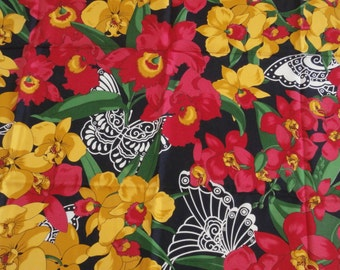 Vintage MANTERO ''VIII COLLECTION'' Silk Scarf,Made in Italy,Hand Rolled Edges