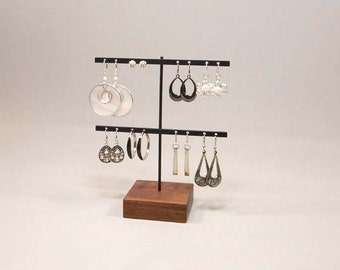 Earring Display, Earring Stand, Earring Organizer, Earring Holder, Jewelry Stand, Jewelry Display, Counter Display, Merchandise Stand 100