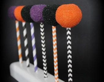 Halloween Cake Pops - 1 Dozen