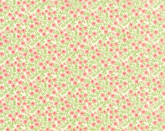 Hello Darling Dainty Natural by Bonnie and Camille for Moda, 1/2 yard, 55117-14