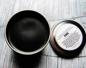 Black Drawing Salve - Bentonite Clay & Charcoal Salve - Amish Black Salve- Remove impurities, splinters, poison ivy, boils- Herbal Earthling