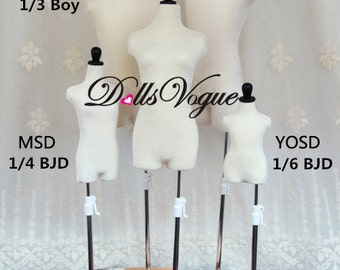 bjd sd17 sd 16 sdgr sd13 sd10 msd yosd Dimensional cutting can pin height adjustable Doll mannequin making clothes more easier DV5-002