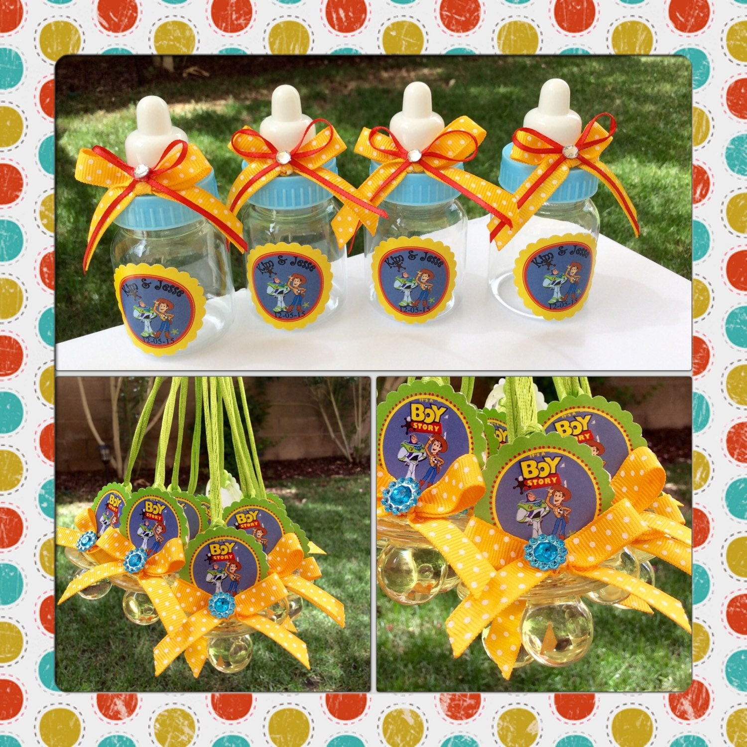 12 disney toy story baby shower favors toy story baby shower