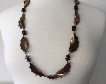 Sale Abalone necklace