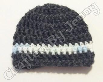 Seeing Stripes Beanie - Single Stripe