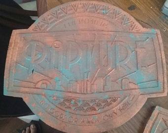 Bioshock Inspired-Rapture-Sign
