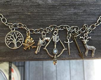 The 100 CW Charm Bracelet