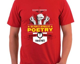 The People's Republic Of Poetry - T-Shirt